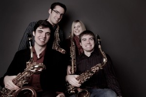 Zzyzx Quartet - Guest Artists at the Morehead Single Reed Day @ Baird Music Building  | Morehead | Kentucky | United States